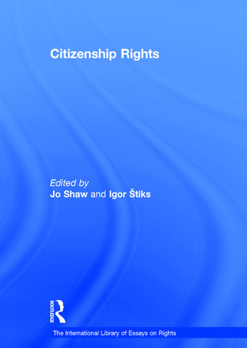 Citizenship Rights book cover