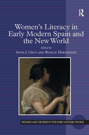 Women's Literacy in Early Modern Spain and the New World book cover