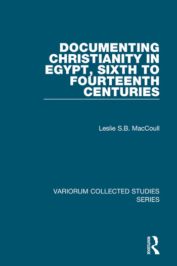Documenting Christianity in Egypt, Sixth to Fourteenth Centuries book cover