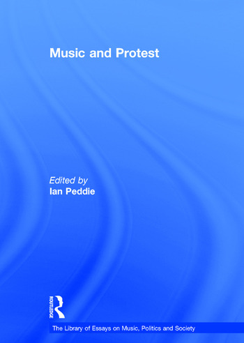 Music and Protest book cover