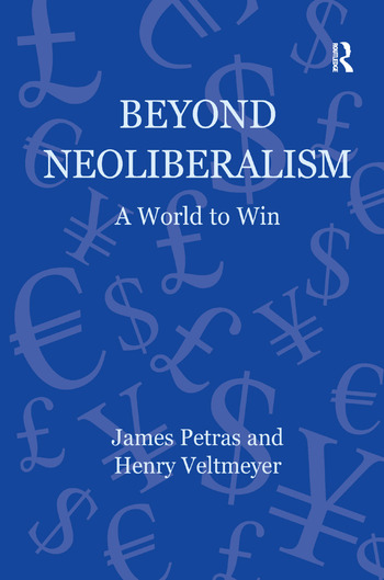 Beyond Neoliberalism A World to Win book cover