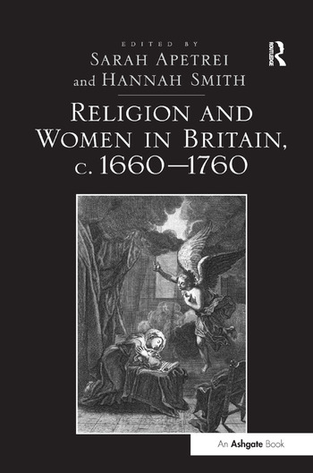 Religion and Women in Britain, c. 1660-1760 book cover
