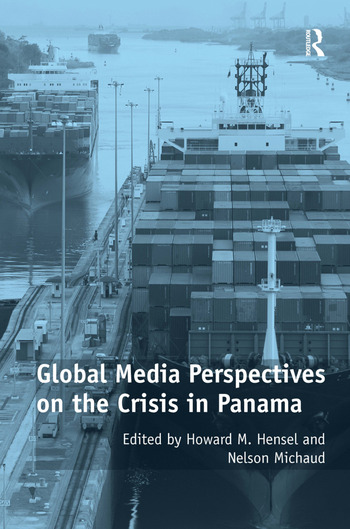 Global Media Perspectives on the Crisis in Panama book cover