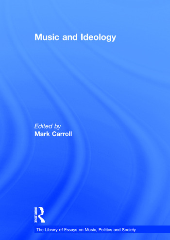 Music and Ideology book cover