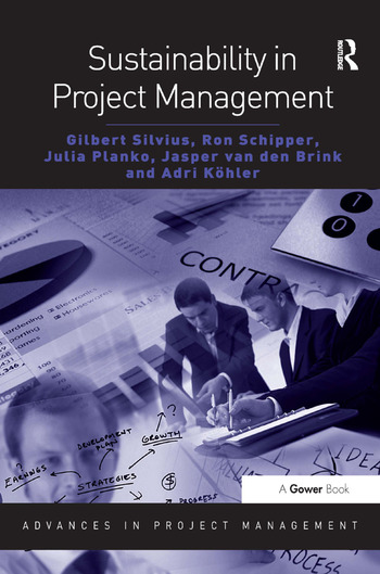 Sustainability in Project Management book cover