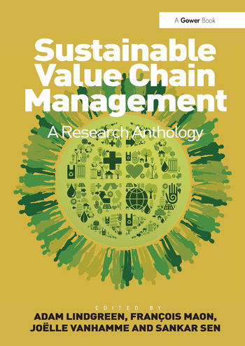 Sustainable Value Chain Management A Research Anthology book cover