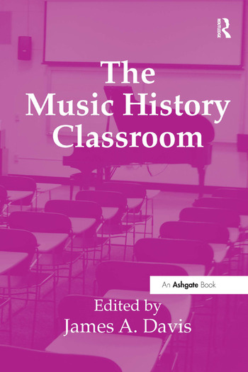 The Music History Classroom book cover
