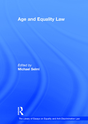 Age and Equality Law book cover