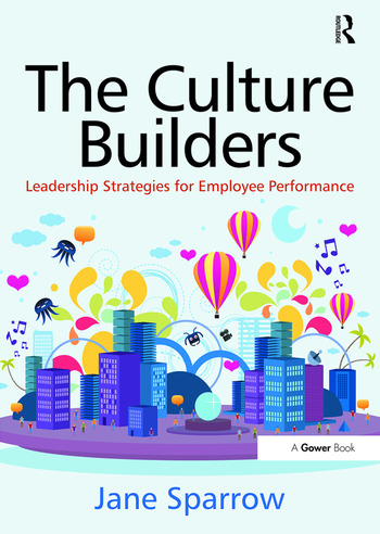 The Culture Builders Leadership Strategies for Employee Performance book cover