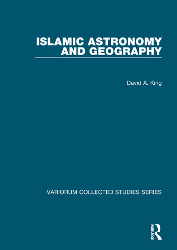 Islamic Astronomy and Geography book cover