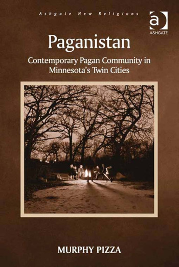 Paganistan Contemporary Pagan Community in Minnesota's Twin Cities book cover