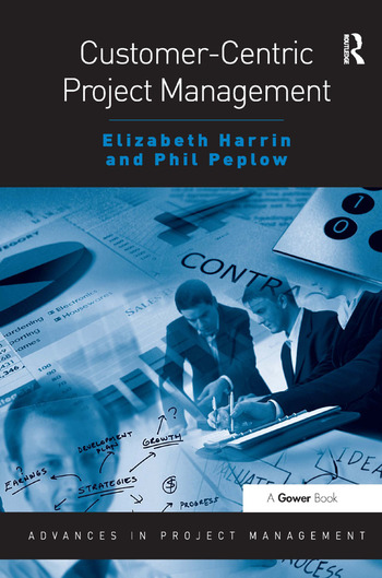 Customer-Centric Project Management book cover
