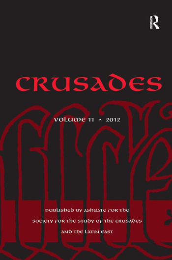 Crusades Volume 11 book cover