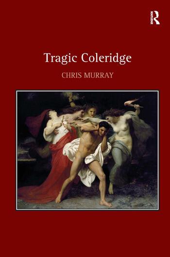 Tragic Coleridge book cover