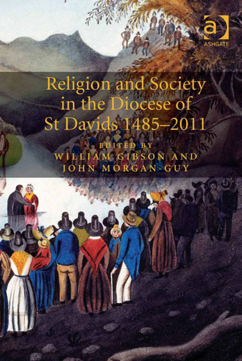 Religion and Society in the Diocese of St Davids 1485-2011 book cover