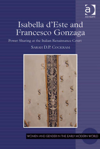 Isabella d'Este and Francesco Gonzaga Power Sharing at the Italian Renaissance Court book cover