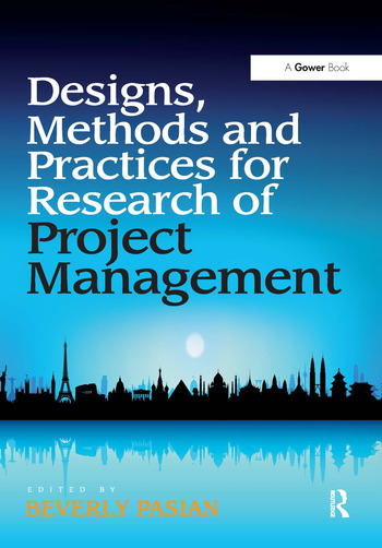 Designs, Methods and Practices for Research of Project Management book cover