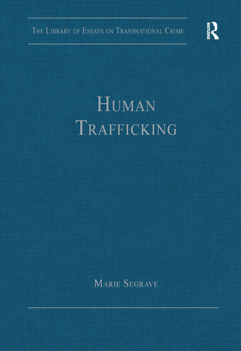 Human Trafficking book cover