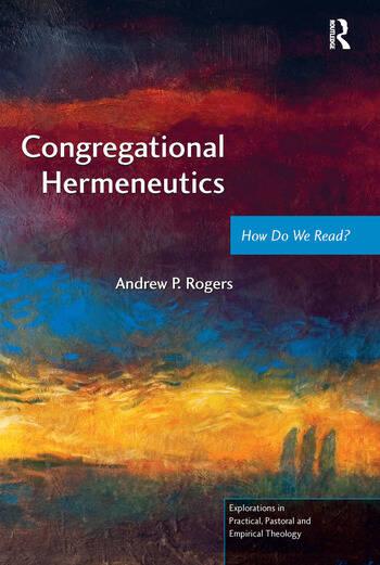 Congregational Hermeneutics How Do We Read? book cover