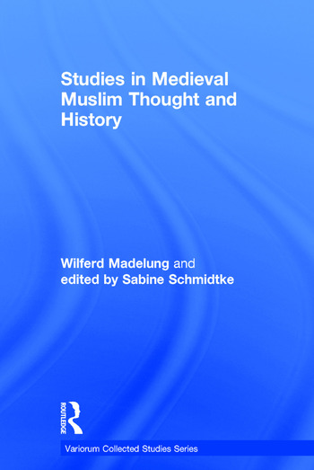 Studies in Medieval Muslim Thought and History book cover