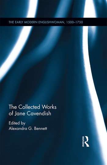 The Collected Works of Jane Cavendish book cover