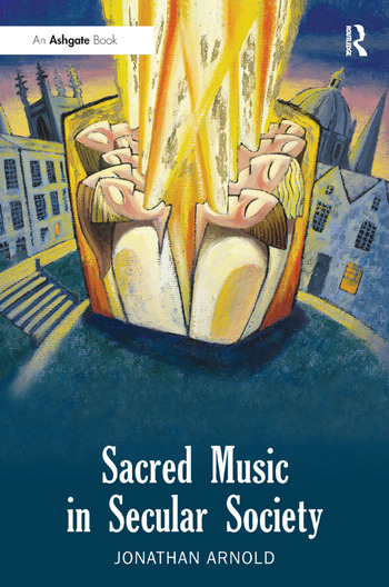 Sacred Music in Secular Society book cover