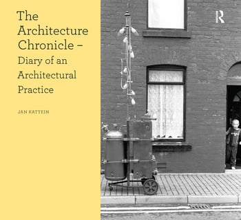 The Architecture Chronicle Diary of an Architectural Practice book cover