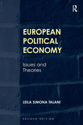 European Political Economy Issues and Theories book cover