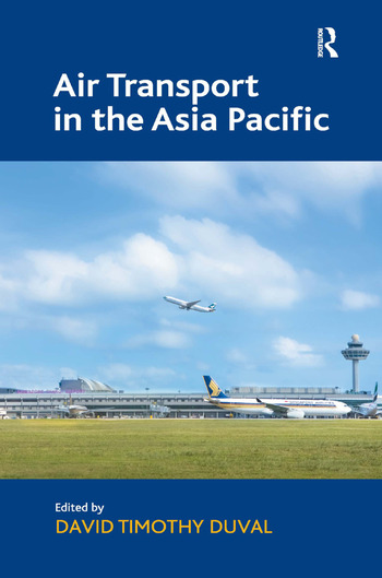 Air Transport in the Asia Pacific book cover