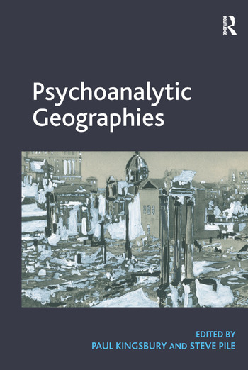 Psychoanalytic Geographies book cover