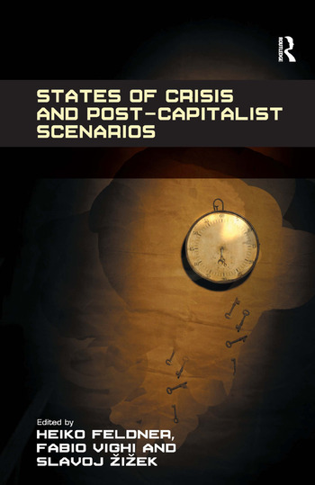States of Crisis and Post-Capitalist Scenarios book cover