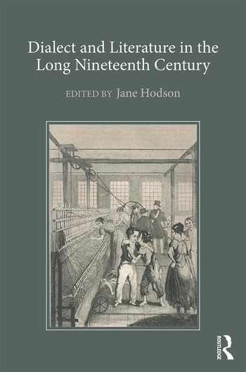 Dialect and Literature in the Long Nineteenth Century book cover
