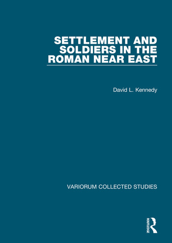 Settlement and Soldiers in the Roman Near East book cover