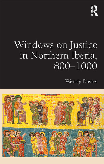 Windows on Justice in Northern Iberia, 800–1000 book cover