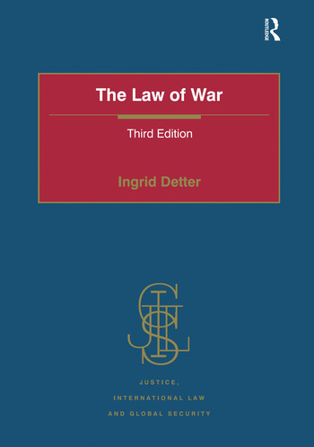 The Law of War book cover