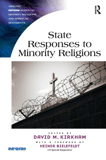 State Responses to Minority Religions book cover