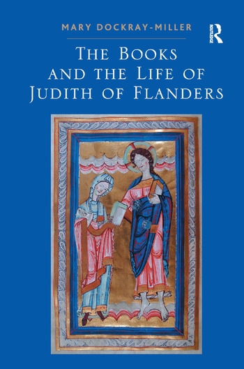 The Books and the Life of Judith of Flanders book cover