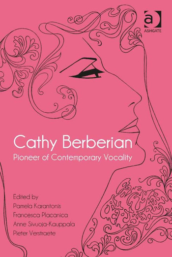 Cathy Berberian: Pioneer of Contemporary Vocality book cover