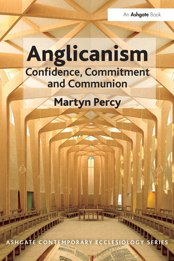 Anglicanism Confidence, Commitment and Communion book cover