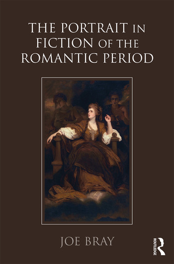 The Portrait in Fiction of the Romantic Period book cover