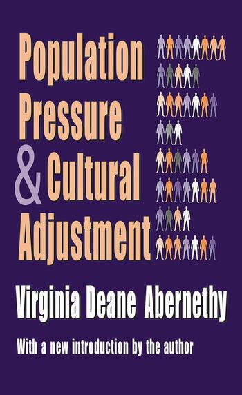 Population Pressure and Cultural Adjustment book cover