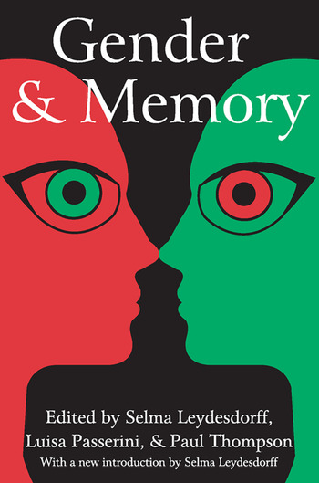 Gender and Memory book cover