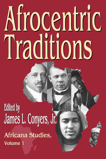 Afrocentric Traditions book cover