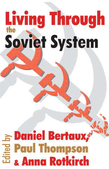 Living Through the Soviet System book cover