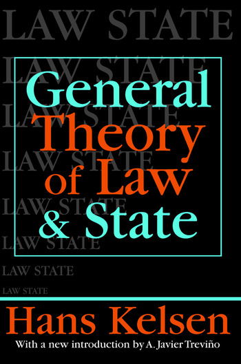 General Theory of Law and State book cover