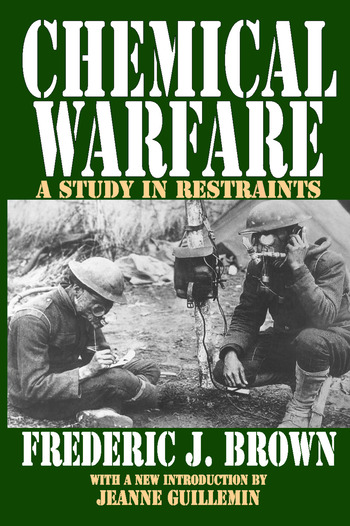 Chemical Warfare A Study in Restraints book cover