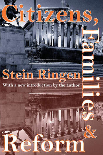 Citizens, Families, and Reform book cover