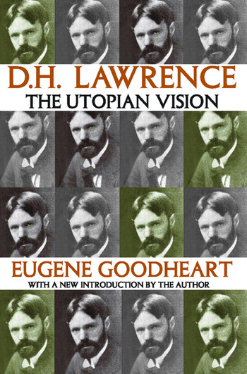D.H. Lawrence The Utopian Vision book cover