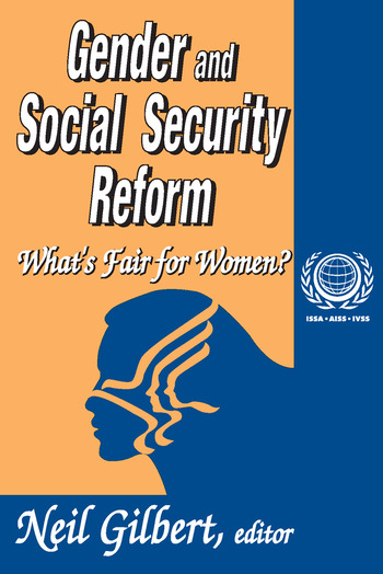 Gender and Social Security Reform What's Fair for Women? book cover