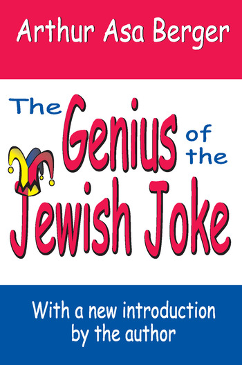 The Genius of the Jewish Joke book cover